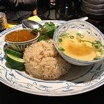 Huge meal 😊