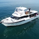 The Reel Affair II, Our luxury seafood charter vessel