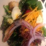 Salad w/Bacon