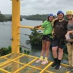 Zipline over Lake Gatun!