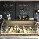 Ice Cream and Gelato Shop