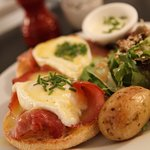 Bild från Eggs & Co
