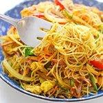Singapore Noodles!!