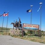 Foto Blackfeet Indian Reservation