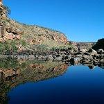Chamberlain Gorge at El Questro