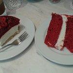 Cheesecake και Red Velvet!