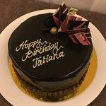 Birthday Cake - Thank you Kunja !