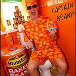Captain Beany & The Baked Bean Museum of Excellence.