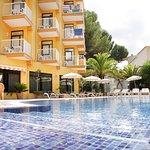 Hotel Morlans ภาพถ่าย