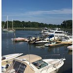 Foto de Chesapeake Inn Restaurant and Marina