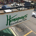 Foto de Hemingways Caribbean Cafe