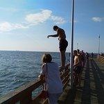 Zelenogradsk Promenade照片