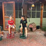 Kids loved the chairs!