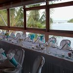 Always a room with a view at Capt Hirams Resort.