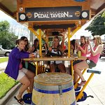 Foto Milwaukee Pedal Tavern