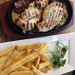 New Summer Menu - Mediterranean Chicken Breast