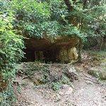 Fotografia lokality Insediamento rupestre di Vitozza