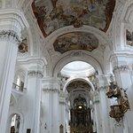 Basilica dell'Abbazia di Weingarten . interno