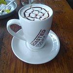 full cream coffee