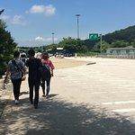 도라산역의 사진