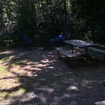 Campsite 4. Sorry it's such poor quality.