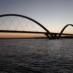 Mar de Brasilia.. Ponte JK..