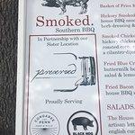 Foto de Smoked. Southern BBQ