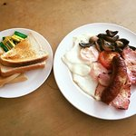 The Old Dairy Breakfast