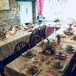 Private party - afternoon tea