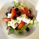 The Old Dairy Greek Salad