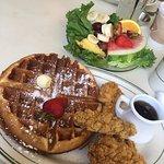 Foto de The Guenther House Restaurant