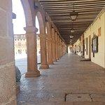portico del Ayuntamiento