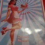 Фотография 1950 American Diner