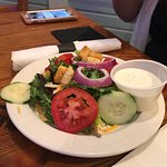 Nice big salads
