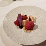 dessert #1 (Pannacotta)