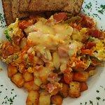 Spicy Chorizo Breakfast Bowl