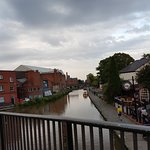Foto van Chester Canalsides