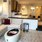 Suite With Sunken Lounge
