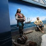 Say Cheese at this Cheesy Pirate exhibit
