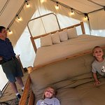 Glamping Tent #15 for 4