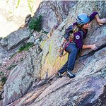 Leave The Boys Behind / Aspen Alpine Guides Rock Climbing