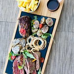 Platter to share meat / special of the day