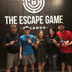 """We escaped the """"Classified"""" room"""