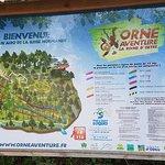 Bilde fra Orne Aventure - La Roche d'Oetre