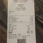 Gasthaus Rebhuhn ภาพถ่าย