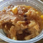 Peach Cobbler to Die For