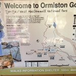 Photo of Ormiston Gorge