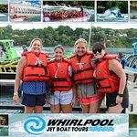 Foto Whirlpool Jet Boat Tours