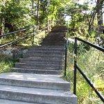 Longest flight of steps.
