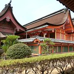 Photo of Isaniwa Shrine